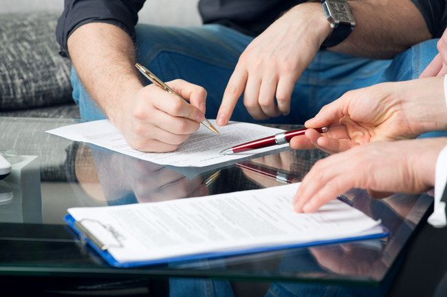 任意整理では「委任状」と「受任通知書」が絶大な力を発揮する