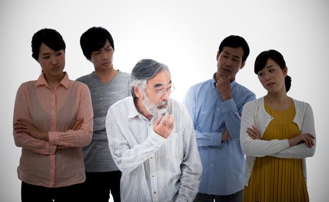父親が自己破産した場合の家族への影響は?弁護士に依頼することで影響を少なくできる